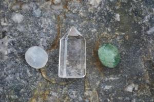 crystals healing quartz