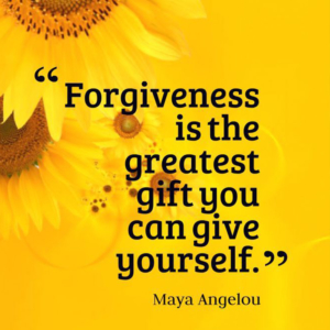 Meditation-for-forgiveness gift to yourself
